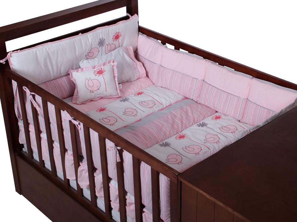 Juego de cunas para bebes imgenes de cunas para bebs nias juego de recmara infantil disney - Juego de cama para cuna ...